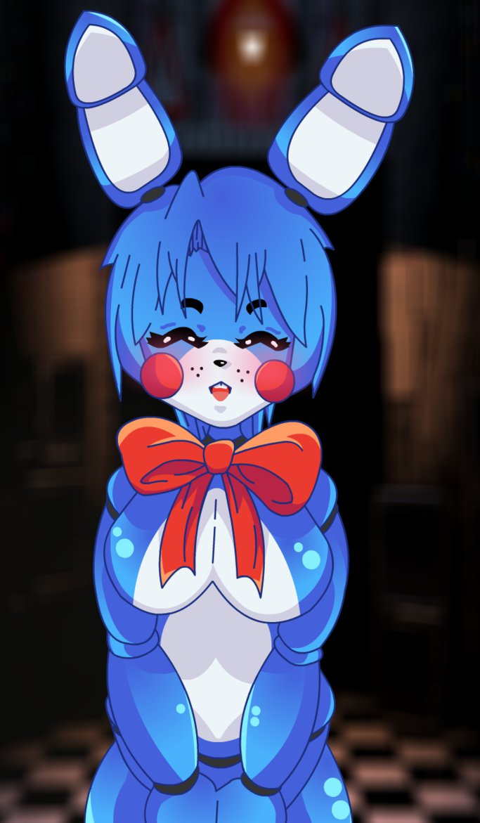 at bonnie toy five anime nights Five nights at freddy's furry