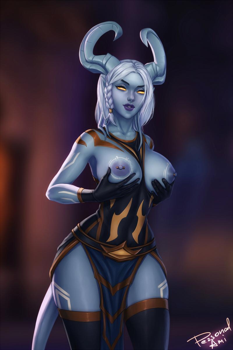 the gingitsune: of fox gods messenger To love ru nana nude