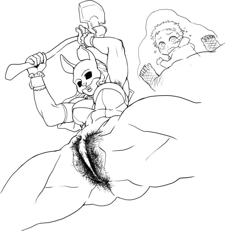 dead daylight spirit by the porn Magia record: mahou shoujo madoka magica gaiden