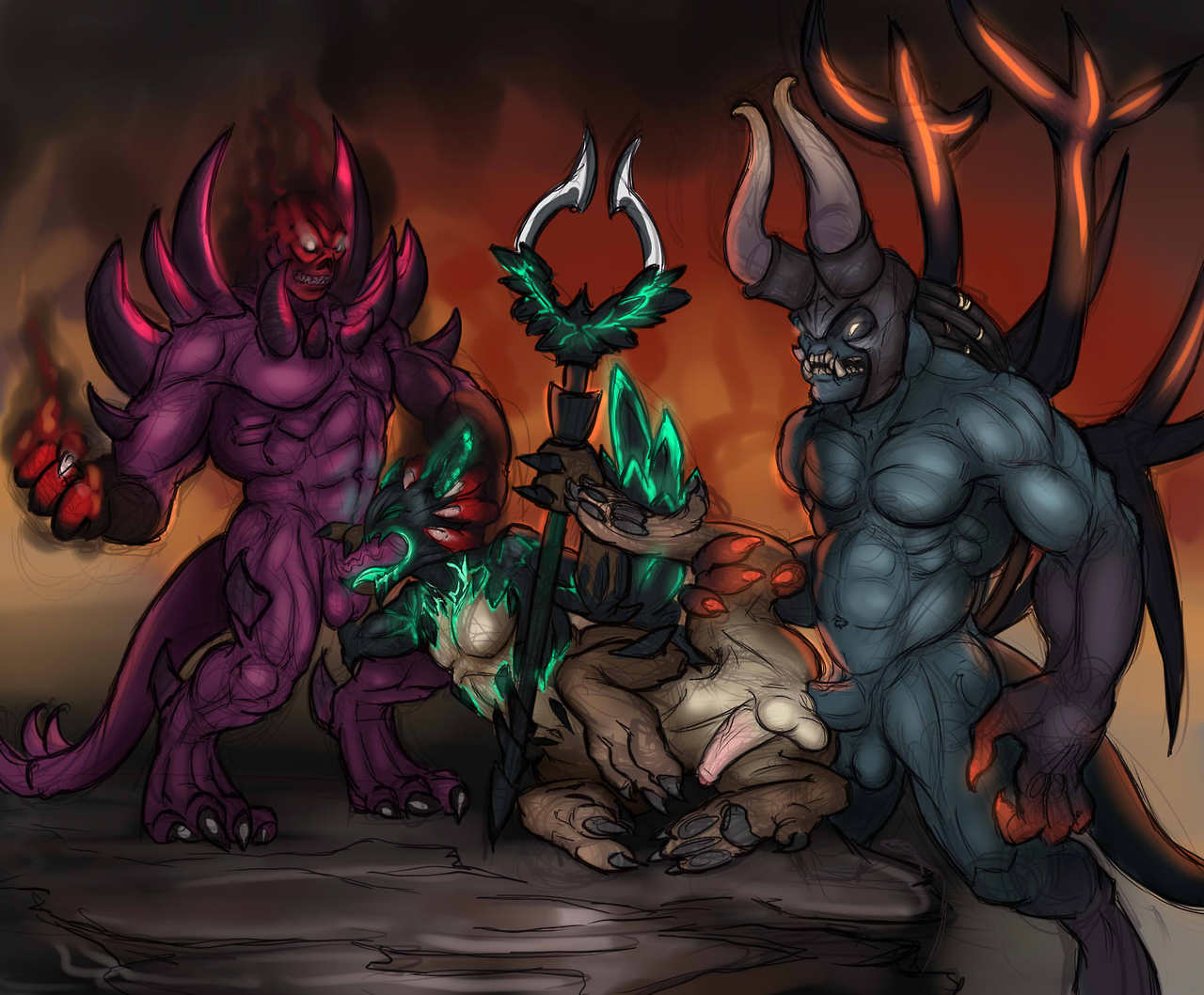 journey] - likkezg's journeyboi [the Dark souls 3 capra demon