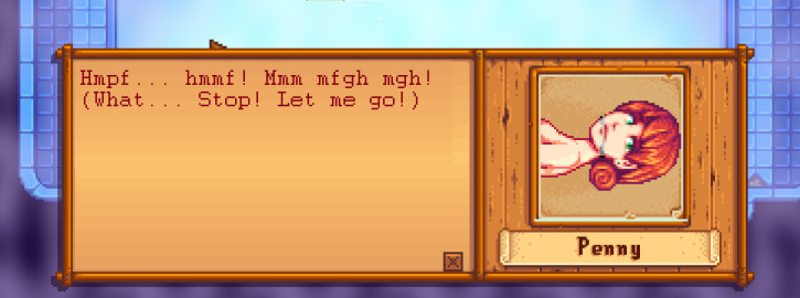 find valley leah in to stardew where Pokemon jessie and james kiss