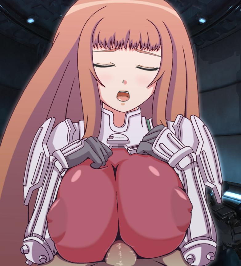the of zone enders hentai Deep rock galactic bulk detonator