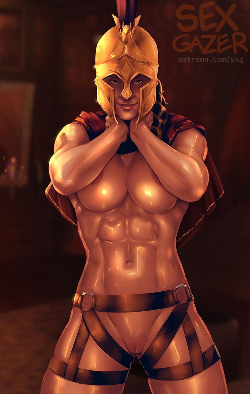 naked assassin's kassandra odyssey creed Monster_girl_quest