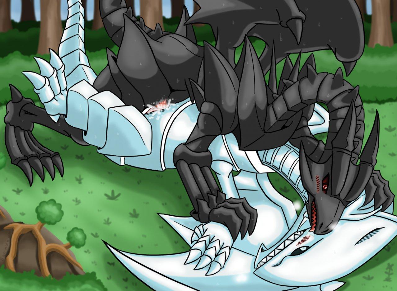 eyes blue white dragon Shabura rental ecchi na onee-san to no eroero rental obenkyou