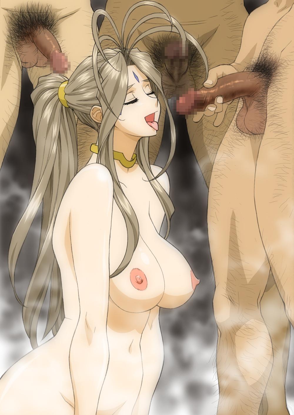 goddess belldandy ah my fanfiction sex The book of bantorra noloty