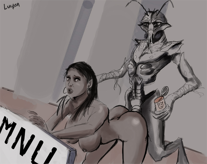 luca tina de fallout 4 How this all happened yiff