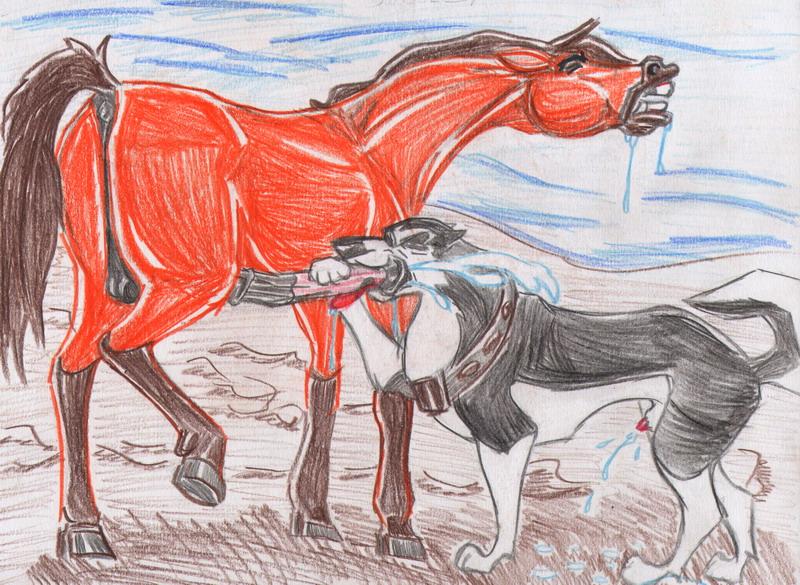 rain spirit cimarron stallion of the Anime step sister naked comic