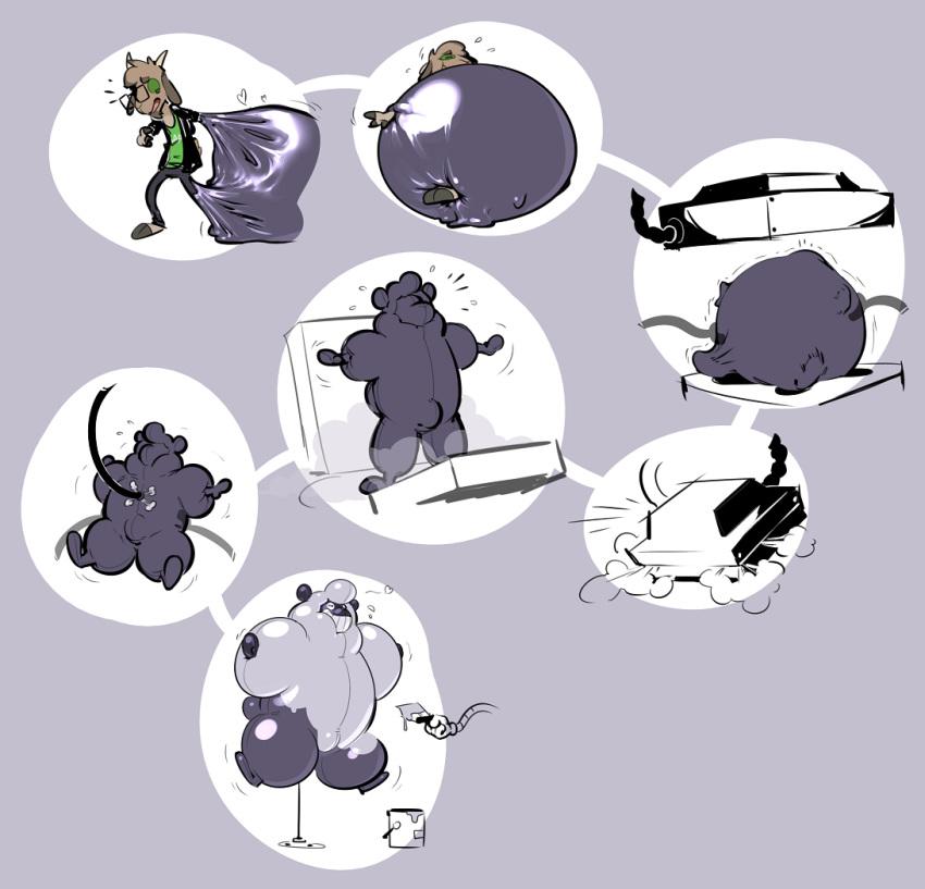 beep beep ima furry sheep Cell (dragon ball)