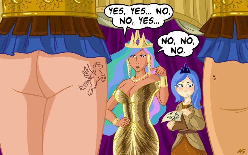 pony queen celestia little my Zero kara hajimeru mahou no sho albus