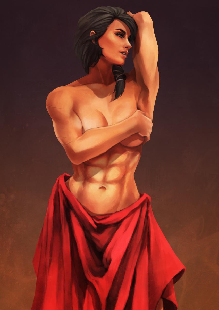 kassandra assassin's naked odyssey creed Mr. friendly half life