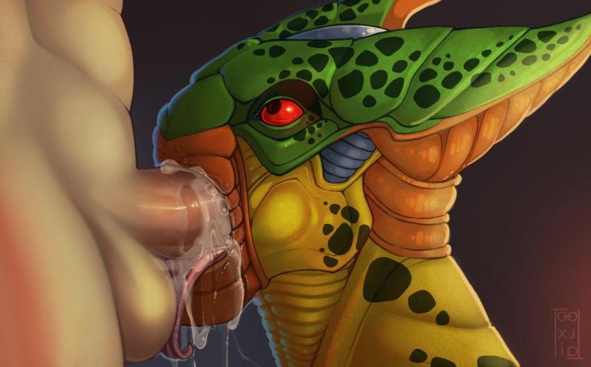 towa dragon ball xenoverse 2 Deep throat blow job gif