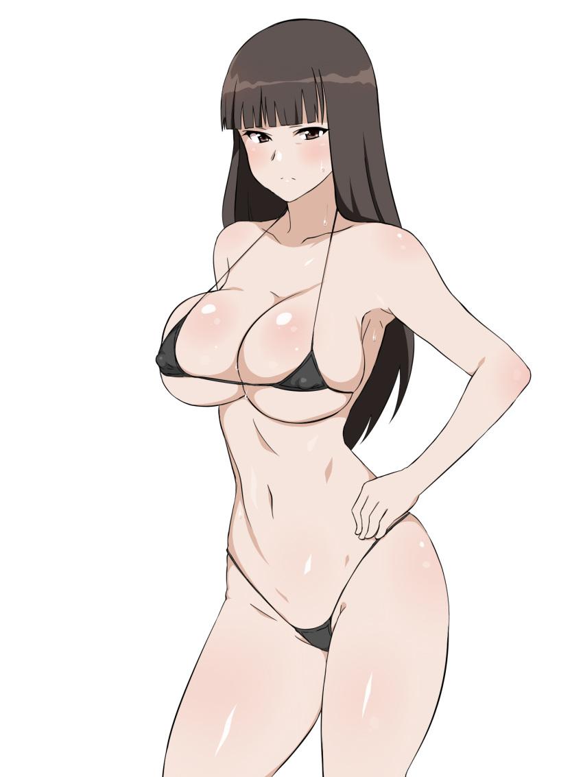 busty in anime bikinis girls New 52 wonder woman hentai