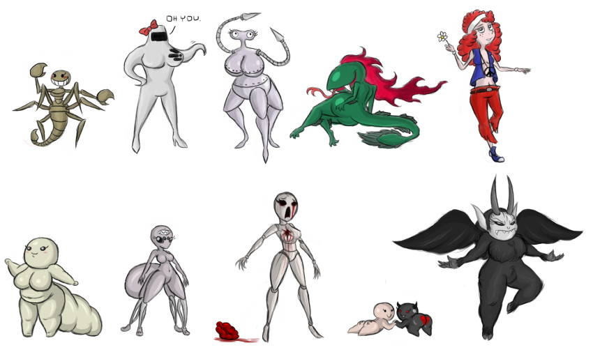 wiki revelations of binding isaac the Who framed roger rabbit jessica rabbit porn