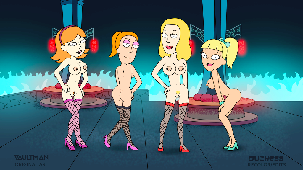nude unity rick morty and Pictures of bonnie five nights at freddy's